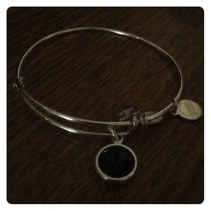 Authentic Alex and Ani May birthstone emerald